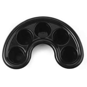 Soak Off Tray Black