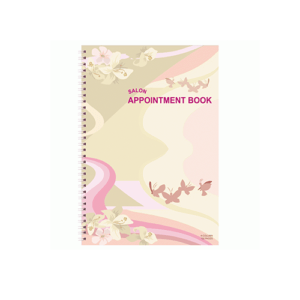 Salon Appointment Book - 4 Column 200 pages AB104