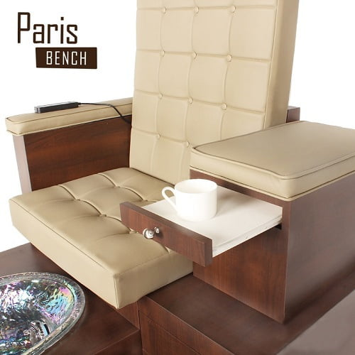 Paris Double Bench