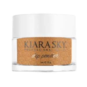 Dip Powder Strike Gold